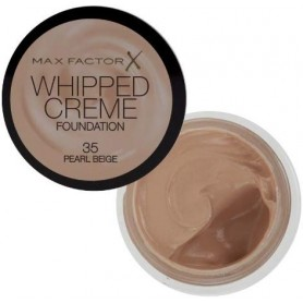 MAX FACTOR WHIPPED CREME FOUNDATION N° 3
