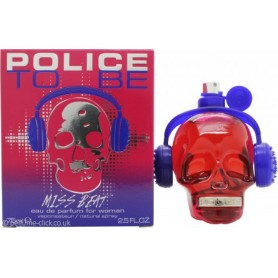 POLICE TO BE MISS BEAT 75 ML EDT FOR WOM