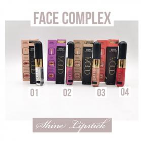 FACE COMPLEX SHINE LIPSTICK