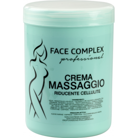 CREMA RIDUCENTE CELLULITE 1 KG