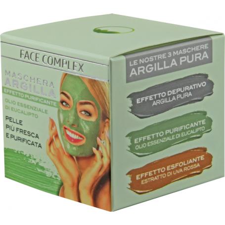 FACE COMPLEX MASCHERA ARGILLA PURI. 50ML
